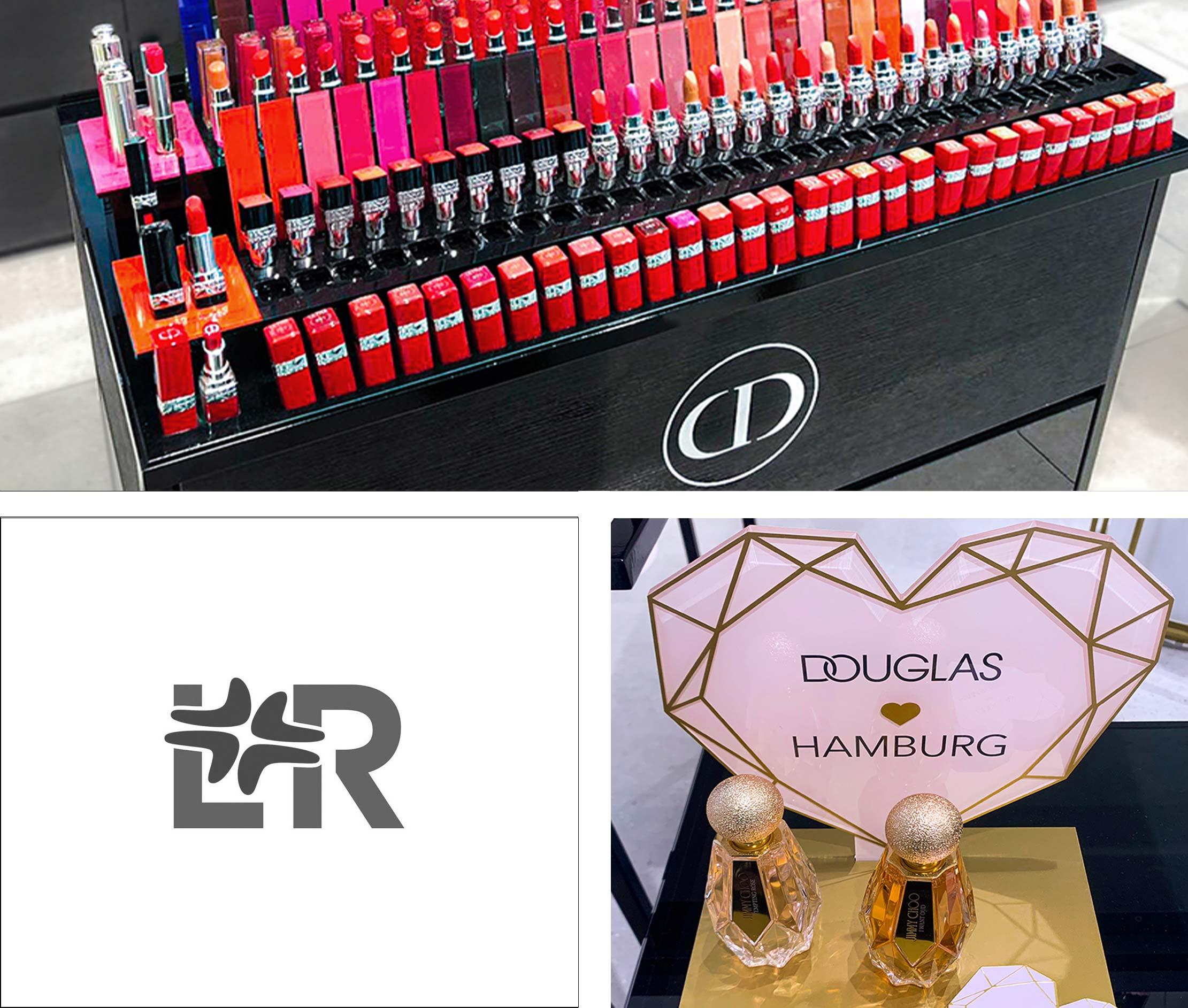 Dior, Lohmann und Rauscher, Douglas